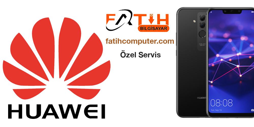 Kapaklı Huawei Cep Telefonu Tamir Bakım Servisi