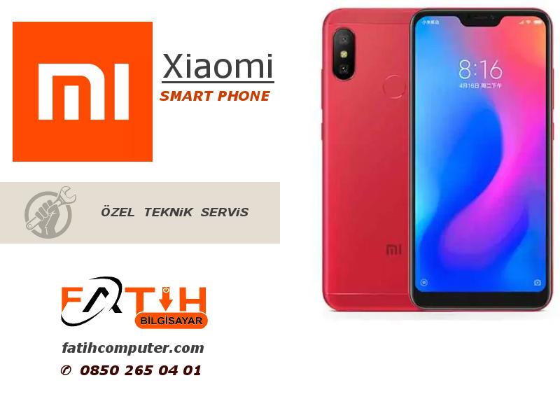 Kapaklı Xiaomi Telefon Teknik Tamir Servisi