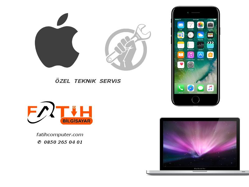 Kapaklı Apple Iphone Özel Tamir teknik Servisi